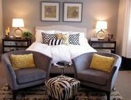Bedroom ideas / by Michelle Myers Jones