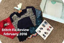 Stitch Fix / Reviews of my Stitch Fix boxes