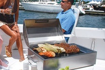 Saluting Summer / Enjoy blue skies and great weather with cocktails, snacks and outdoor products to entertain and relax.