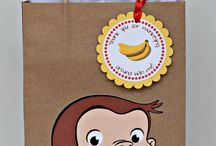 Curious George Party / by iKitty