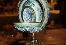 Antiquité porcelaine