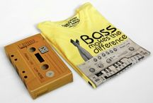 """Bass makes the difference t-shirt / The biggest truth in the world: Bass makes the difference! Especially a 303 one…  A superior quality slightly fitted unisex tee. 100% cotton.  Each Muzitee t-shirt includes a code to get a lifetime access tofreefresh music from indie artists. You will get your tee in a special 80's tape replica package with a sticker and a handwritten """"thank you tape card"""""""
