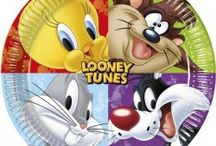 Looney Tunes / Looney Tunes  Party supplies for Looney Tunes party théme