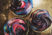 Cupcakes mood board