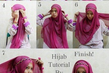 Hijab / by Marie