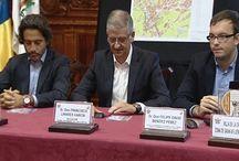 LA OROTAVA. FOTOS DE RUEDAS DE PRENSA Y PRESENTACIONES