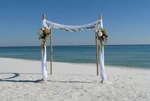 My Beach Love Ceremony / Gettin hitched / by Allison Durbin
