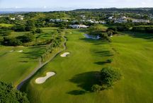 Golf in the Caribbean island of Barbados / Royal Westmoreland is home to what is considered to be the best golf course in the Caribbean and from these images you will see why.