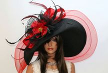 Women's Hats / Fancy Hats and Design Hats