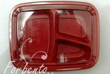 Catering Box / Bento Box / Biasa digunakan untuk usaha Catering khususnya Bento Catering