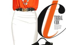 Beautiful Bold Impact / Fabulous fashion for a powerful, professional, and spicy work wordrobe!