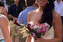 My purple bushveld wedding