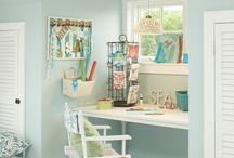 She Sheds, Craft Rooms & Sewing Spaces