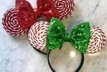 "C.A.R.E Christmas ""Disney-Bounding"" inspiration"