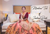 Modern Tale Of Indian Bride