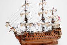 csatahajók
