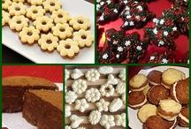 božićni i novogodišnji kolači