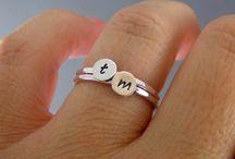 anelli e braccialetti