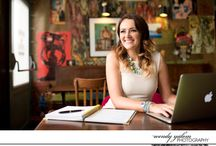Business portrait & blog