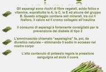 SuperFood / Tutti i benefici derivati dai SuperFood presenti in natura, cibi che non devono mancare assolutamente nella nostra nutrizione.