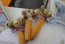 pannocchie indian corn
