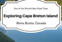 Travel Maritime Cape Breton