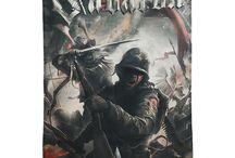 Soldier in battle