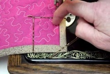 Crafts: Fabric & Stitched Goods / Sewing is hot right now and we love seeing stitched and sewn projects. From quilts to home decor to wearables, this board has some of the best ideas for sewing and using ink in your sewing projects. / by Clearsnap * the makers of ColorBox