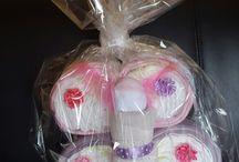 gâteaux de couches / cake diapers