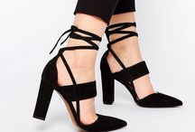 Chaussures Noires
