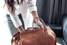 Hand made leather bags