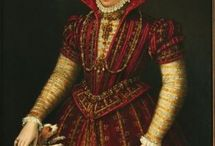16th century costume / by Liz Hamill