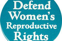 Women's Rights / by Sara Paul