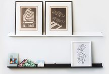 Shelves / by Tiffany Burnham