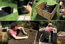 Handicap garden