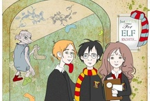 HARRY POTTER / by patricia lasso