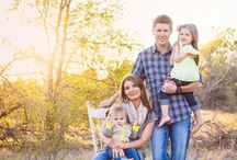 Country family photo ideas / by Michelle Brown