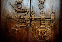 doors, etc. / by Helen Bennor