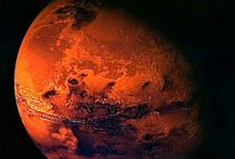 The Red planet, Mars!