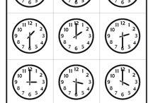 School-Klokkijken
