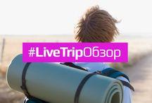 #LiveTripОбзор / Мы вместе с вами узнаем, как преодолеть 3000 км на самолете за 25$, или например, что стоимость месячной аренды жилья у океана составляет 100$, а также, что за 100$, семья может питься целый месяц, проживая на известном курорте и еще много интересного.