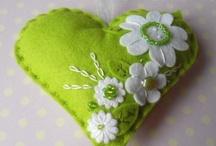 W.I. Green Hearts