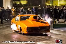 BangShift Drag Racing Action / Drag racing photos