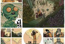 HQ | Storyboard | Comic