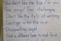 Reading Rainbow / 3rd grade