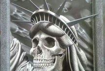 Lady Liberty Gun