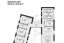 Villa Bali Floor Plans