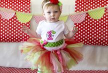 Strawberry Party Ideas / by Lillian Hope Designs