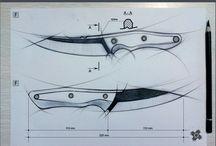 Nože - knives
