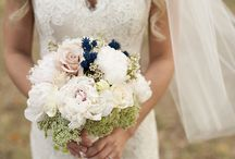 Navy and Blush Theme